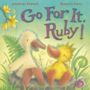 Go For It, Ruby! by Jonathan Emmett