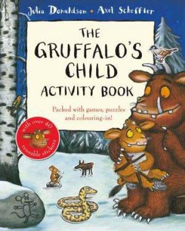 Gruffalo's Child Activity Book by Julia Donaldson