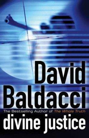 Divine Justice (Audio CD) by David Baldacci
