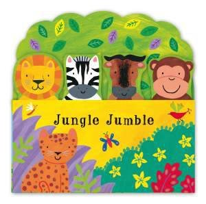 Tip Top Tabs: Jungle Jumble by Rachel Fuller