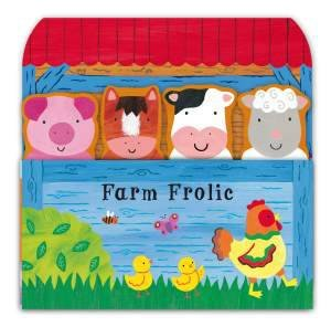 Tip Top Tabs: Farm Frolic by Rachel Fuller
