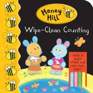 Honey Hill: Wipe-Clean Counting by Dubravka Kolanovic