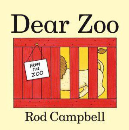 Dear Zoo (Mini Edition) by Rod Campbell