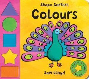 Shape Sorters: Colours by Sam Lloyd