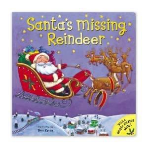 Santa's Missing Reindeer by Dan Crisp