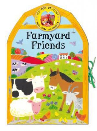 Farmyard Friends by Emily Bolam