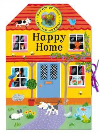 Happy Home by Emily Bolam