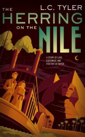 The Herring on the Nile by L. C. Tyler