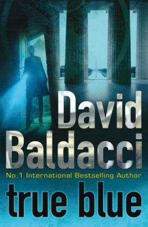 True Blue (Audio) by David Baldacci