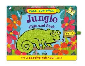 Pull-Out Pals: Jungle Hide-and-Seek by Emma Dodd