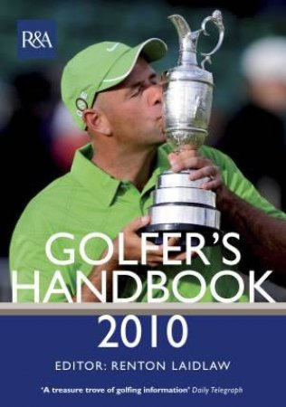 Golfer's Handbook 2010 by Various