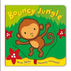 Bouncy Jungle by Emily Bolam