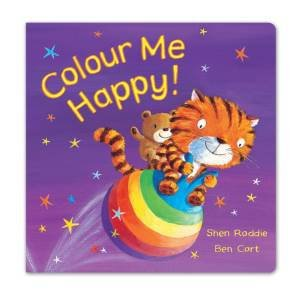 Colour Me Happy! by Shen Roddie