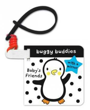 Black and White Buggy Buddies: Baby's Friends by Jo Moon