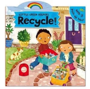 Little Green Helpers: Recycle! by Christiane Engel