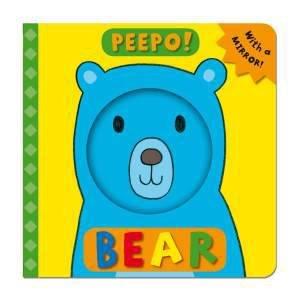 Peepo, Bear! by Ella Butler