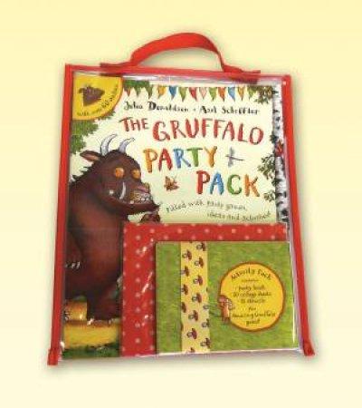 Gruffalo Party Pack by Julia Donaldson