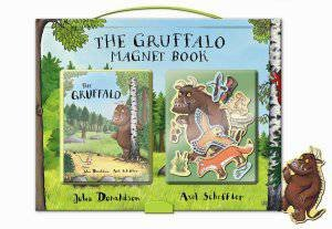 Gruffalo Magnet Book by Julia Donaldson