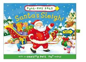Pull-Out Pals: Santa's Sleigh by Ed Eaves