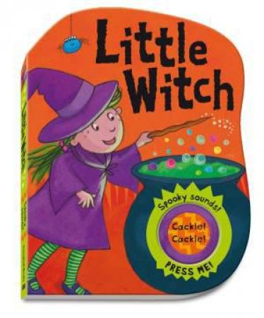 Spooky Sounds: Little Witch by Jenny Arthur