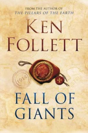 Fall of Giants (Audio CD) by Ken Follett