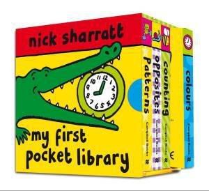 My First Pocket Library by Nick Sharratt