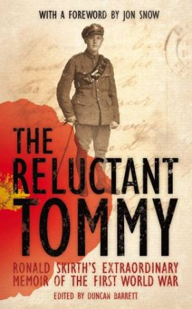 The Reluctant Tommy by Brian Barrett & Ronald Skirth