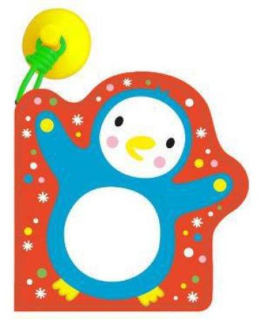 Bath Buddies: Playful Penguin by Jo Moon