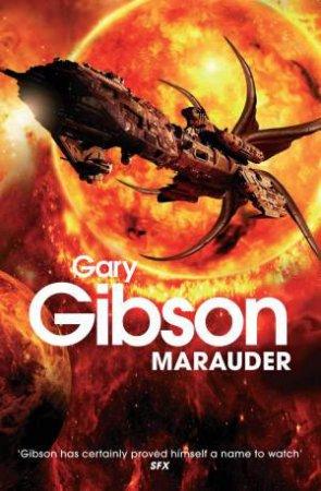 Marauder by Gary Gibson