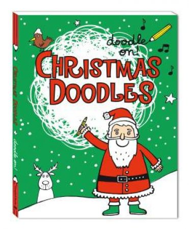 Doodle On!: Christmas Doodles by Paul Cookson