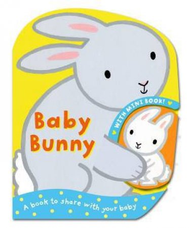 Mummy and Baby: Bunny by Emily Bolam