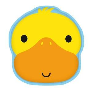 Squirty Bath Books - Duck by Laila Hills