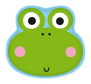 Squirty Bath Books - Frog by Laila Hills