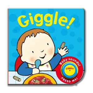 Baby Sounds: Giggle! by Jane Massey