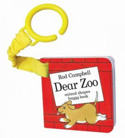 Dear Zoo Animal Shapes Buggy Buddy by Rod Campbell