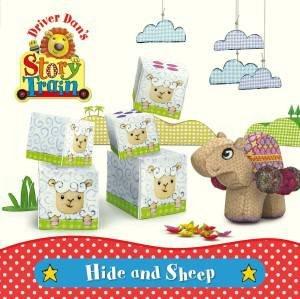 Driver Dan's Story Train: Hide and Sheep by Rebecca Elgar