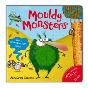 Mouldy Monsters by Annalaura Cantone