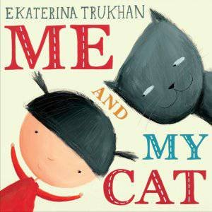 Me and My Cat by Ekaterina Trukhan
