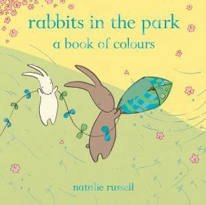 Rabbits in the Park by Natalie Russell
