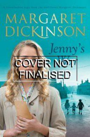 Jenny's War by Margaret Dickinson