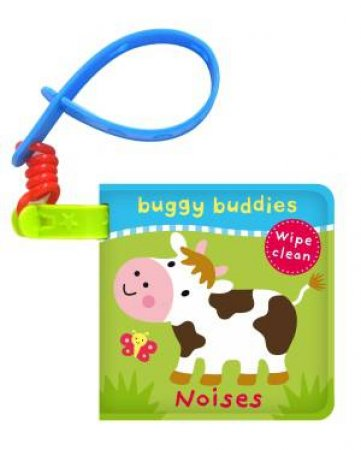 Wipe Clean Buggy Buddies: Noises by Jo Moon