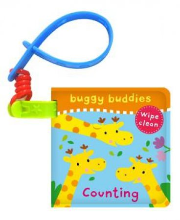 Wipe Clean Buggy Buddies: Counting by Jo Moon