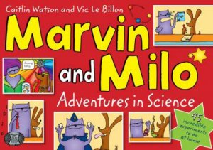 Marvin and Milo by Caitlin Watson