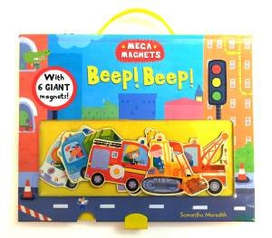 Mega Magnets: Beep Beep by Samantha Meredith