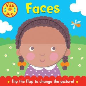 Flip-a-Pic: Faces by Catherine Vase
