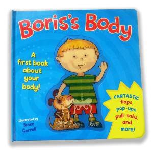 Boris's Body by Spike Gerrell