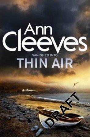 Thin Air by Ann Cleeves