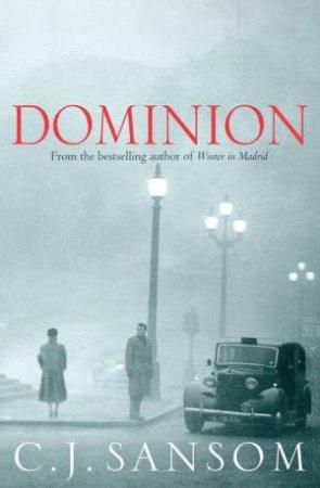 Dominion (Audio CD) by C. J. Sansom