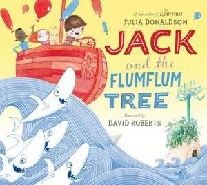 Jack and the Flum Flum Tree Book and CD Pack by Julia Donaldson