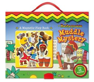 Rastamouse: Muddle Mystery by Genevieve and de Souza, Michael Webster